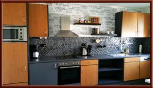 Küche Big Secret SM Appartment