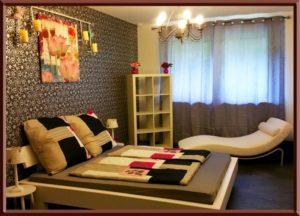 Schlafzimmer Big Secret SM Apartment