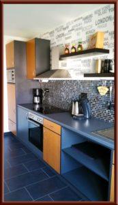 Küche Big Secret SM Apartment
