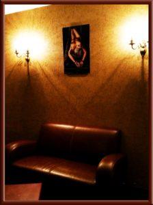 Raucherlounge im Big Secret Secret Islands SM Hotel