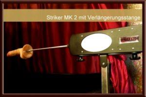 SM Wohnung Secret Islands Fickmaschine Striker MK II von Stylefetisch