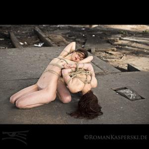Fetisch Fotograf Roman Kasperski bondage Ferien 002