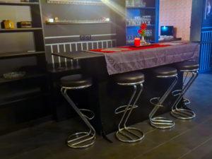 SM Ferienwohnung Bar Theke 3