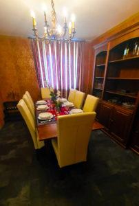 SM Ferienwohnung Dining Room