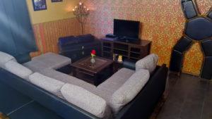 BDSM Ferienwohnung Secret Islands Studio Relaxbereich