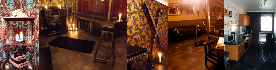 Collage Little Island BDSM Apartment